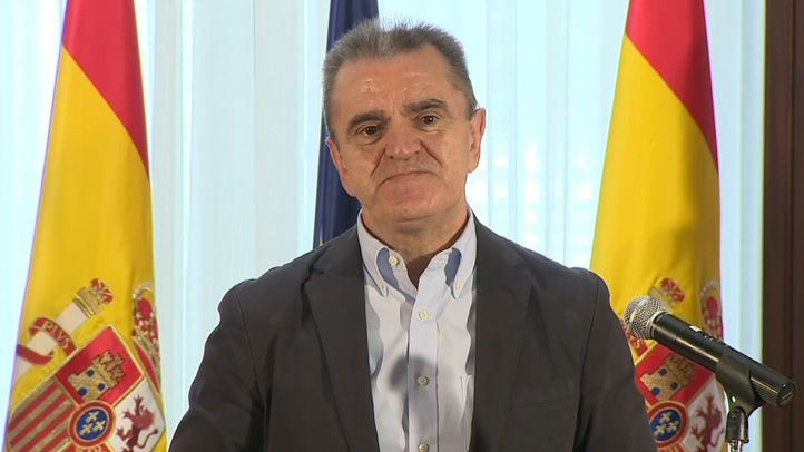 """José Manuel Franco: """"Nadie me va a mover de mis ideales, ni con críticas ni con reprobaciones"""""""