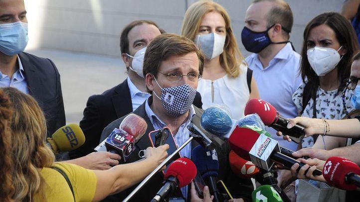Almeida remarca que su compromiso con Madrid