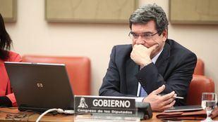 El ministro de Inlusión y Seguridad Social, José Luis Escrivá