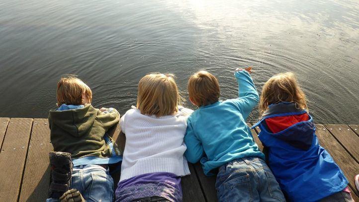 Un estudio sugiere que los niños propagan el coronavirus más de lo que se pensaba