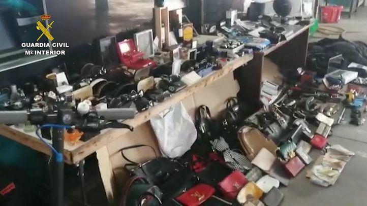Desarticulada una banda que robó al menos 42 viviendas por el método del 'bumping'