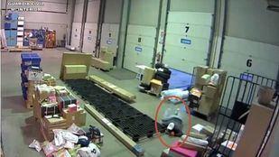 Detenidos por cometer 80 robos de camiones y naves industriales