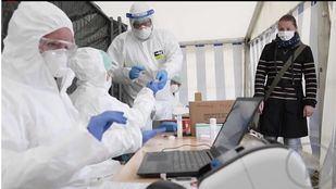La pandemia roza los 23 millones de casos y los 800.000 fallecidos