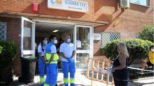 El 2,65 por ciento de las PCR realizadas en Vallecas ha dado positivo