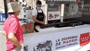 La Despensa de Madrid acerca los productos de la región a El Molar