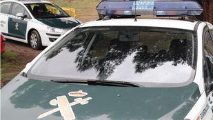 Vehículo de la Guardia Civil, en una foto de archivo