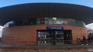 Restablecida la circulación en la línea 9B de Metro entre Rivas y Arganda