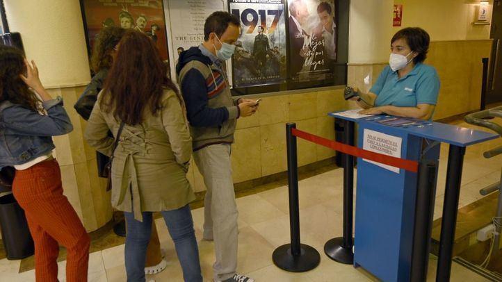 Cuatro películas españolas generan más de la mitad de la taquilla en el fin de semana