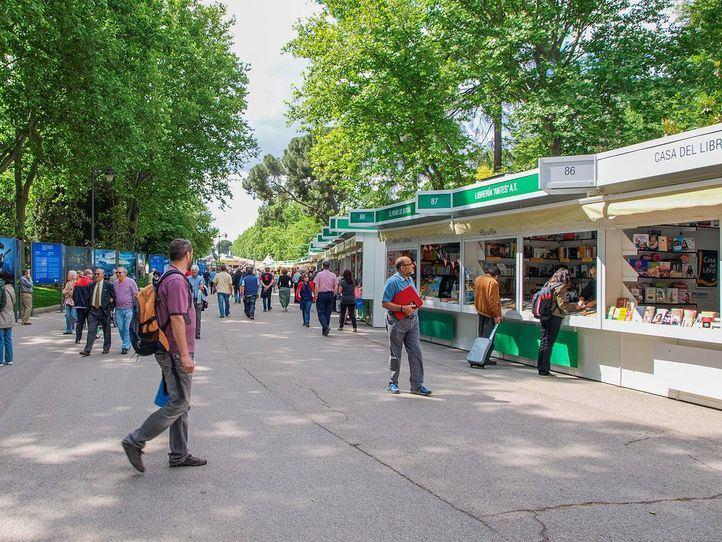 Cancelada la Feria del Libro de Madrid
