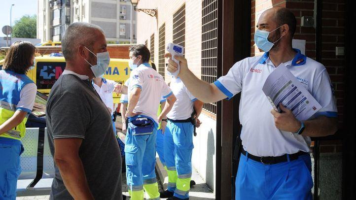 Madrid notifica 13 fallecidos, 604 positivos y 103 hospitalizados más en las últimas 24 horas