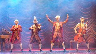Yllana regresa a los Teatros del Canal con 'Maestrissimo'