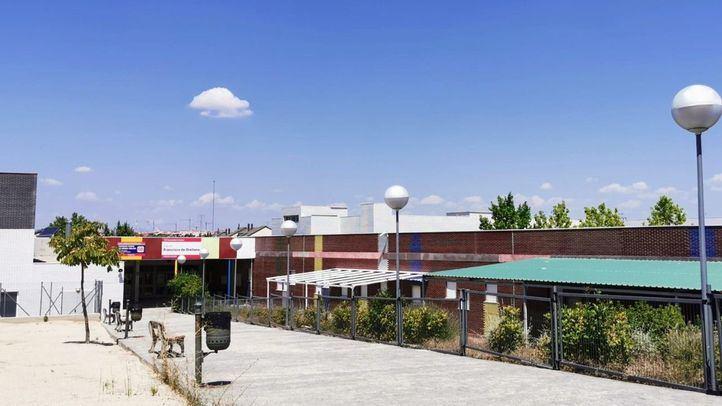 Colegio Público Francisco De Orellana en Arroyomolinos.