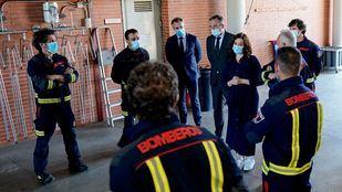 La Comunidad invierte más de un millón y medio de euros en el Cuerpo de Bomberos de la región