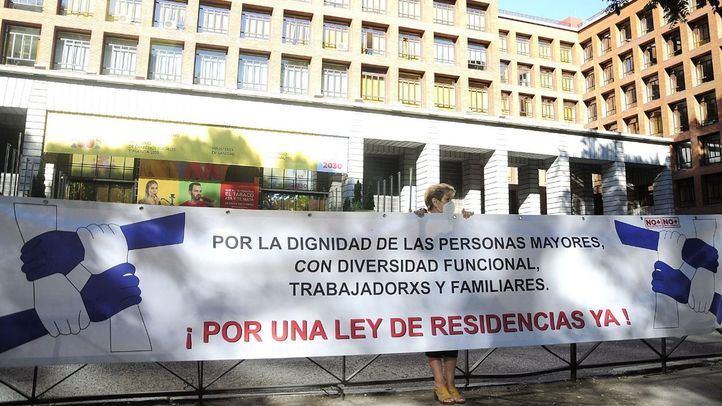 Marea de Residencias presentará una querella contra Escudero, López y Reyero