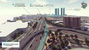 El Ayuntamiento de Madrid adjudica a FCC las obras del Nudo Norte