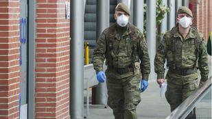 Madrid solicitará 150 rastreadores militares