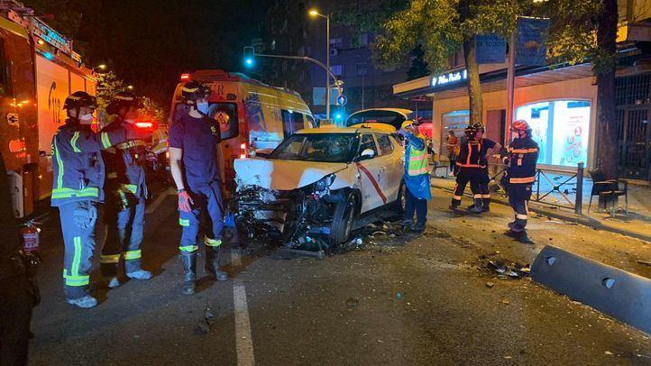 Un fallecido, dos heridos graves y cinco leves tras un atropello