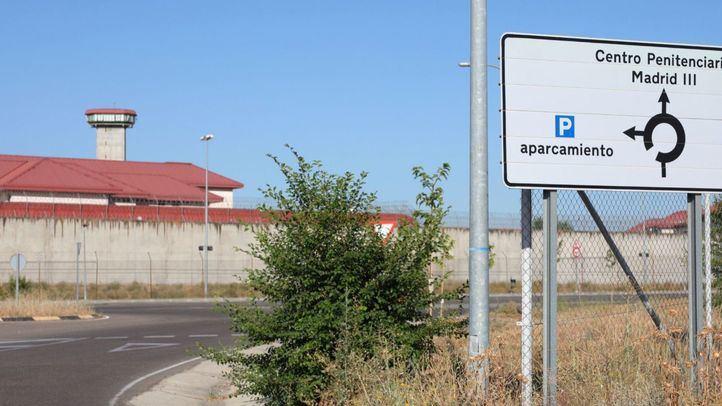 Un preso agrede a un funcionario de la cárcel de Valdemoro
