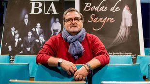 Paco Sáenz, director de Teatro La Encina