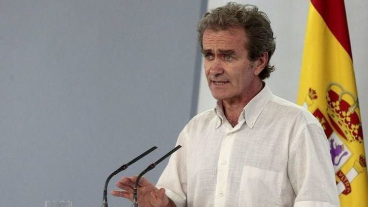 Simón admite que el control de la transmisión no es fácil en Madrid y Ayuso ve