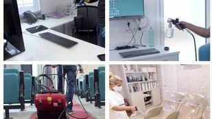 Servicios de verificación, ensayos y certificación en Sicur Especial Covid