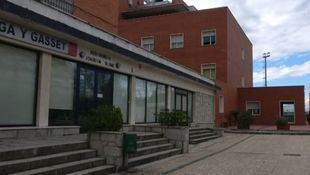 Residencia Joaquín Blume para deportistas pertenecientes al Centro de Alto Rendimiento de Madrid