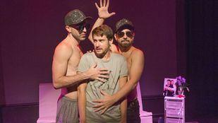Los teatros Luchana abren con Erotic massage