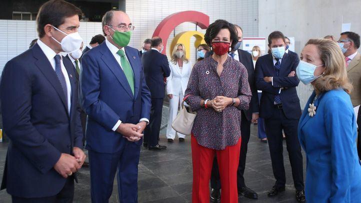 Presencia de Ignacio Galán en el Pleno Extraordinario de la Cámara de España
