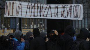 Madrid cercará la okupación de inmuebles municipales con vigilancia presencial
