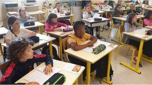 Francia cierra 22 colegios cuatro días después de arrancar el curso escolar