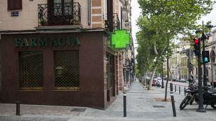 Una farmacéutica sufre una brutal agresión en Argüelles