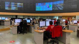 Centro de Emergencias del 112