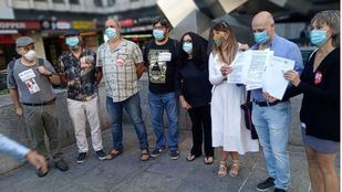 Los sindicatos registran la convocatoria de huelga para los días 22 y 23 de septiembre