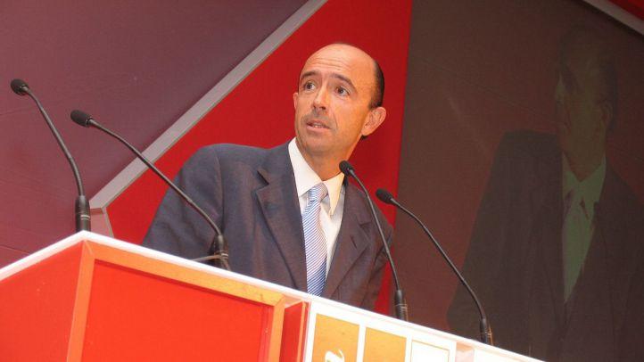 Manuel Lamela, exconsejero de sanidad de la Comunidad de Madrid.