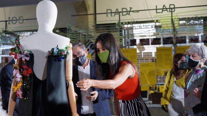 La vicealcaldesa, Begoña Villacís, presenta la nueva edición de Madrid es Moda