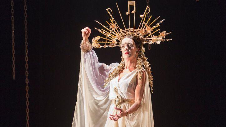 Dos estrenos en el teatro Español