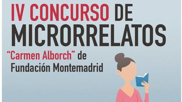 Fundación Montemadrid convoca el IV Concurso de Microrrelatos 'Carmen Alborch'
