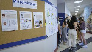 Después de Infantil y Primaria, este miércoles reabren los institutos en régimen semipresencial
