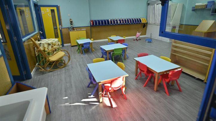 Protocolos de seguridad exhaustivos y tecnología punta en desinfección en las escuelas infantiles gestionadas por Clece