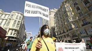 Los sindicatos de la Mesa Sectorial de Sanidad convocan movilizaciones