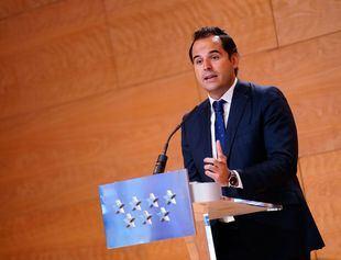 El vicepresidente regional, Ignacio Aguado