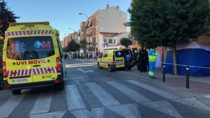Prisión provisional sin fianza para el presunto autor de la muerte de un menor en Getafe