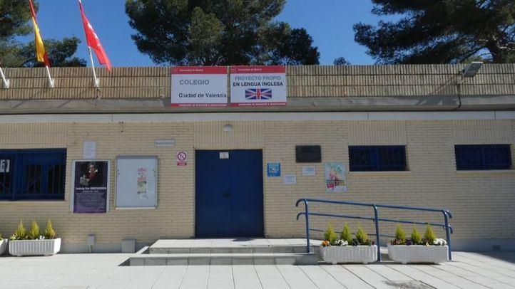 Un colegio en Vallecas registra el segundo positivo en las aulas desde que arrancaron las clases