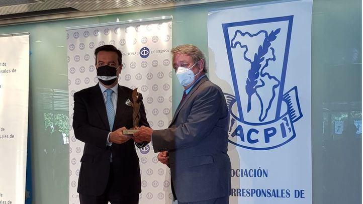 Ifema, premiada por la Asociación de Corresponsales de Prensa Extranjera por su trabajo con el hospital de emergencia