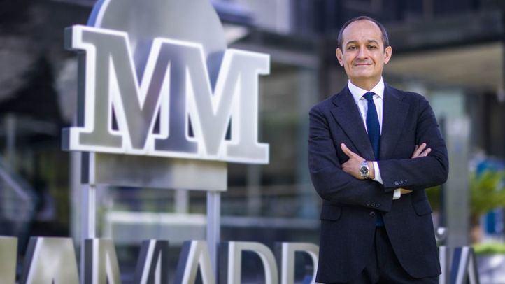 Rodrigo Achirica, nuevo director general de Mutuamad Inversiones.