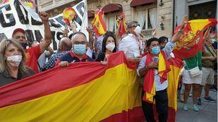 Miles de personas exigen en Madrid la dimisión del Gobierno central