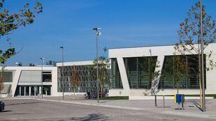Colegio Alemán en Montecarmelo.