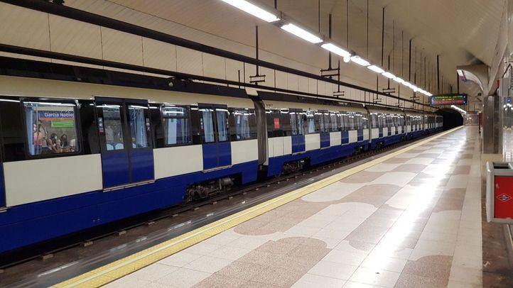 Los Tedax hacen estallar la mochila de un hombre que fingía llevar explosivos en el Metro