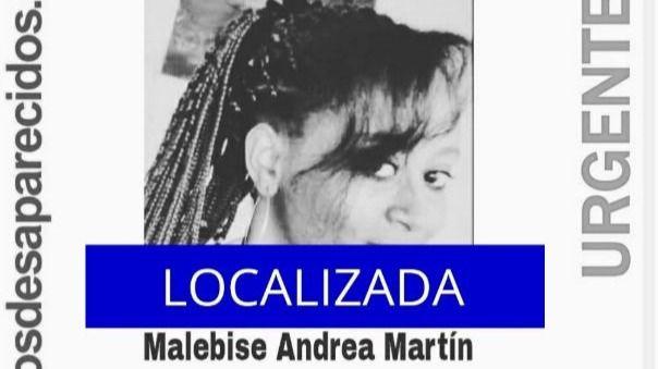 Localizada en buen estado la joven desaparecida en Tres Cantos