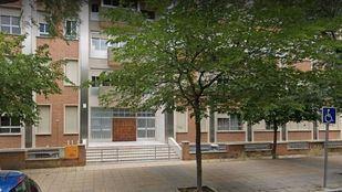 Colegio Apóstol Santiago, en Aranjuez